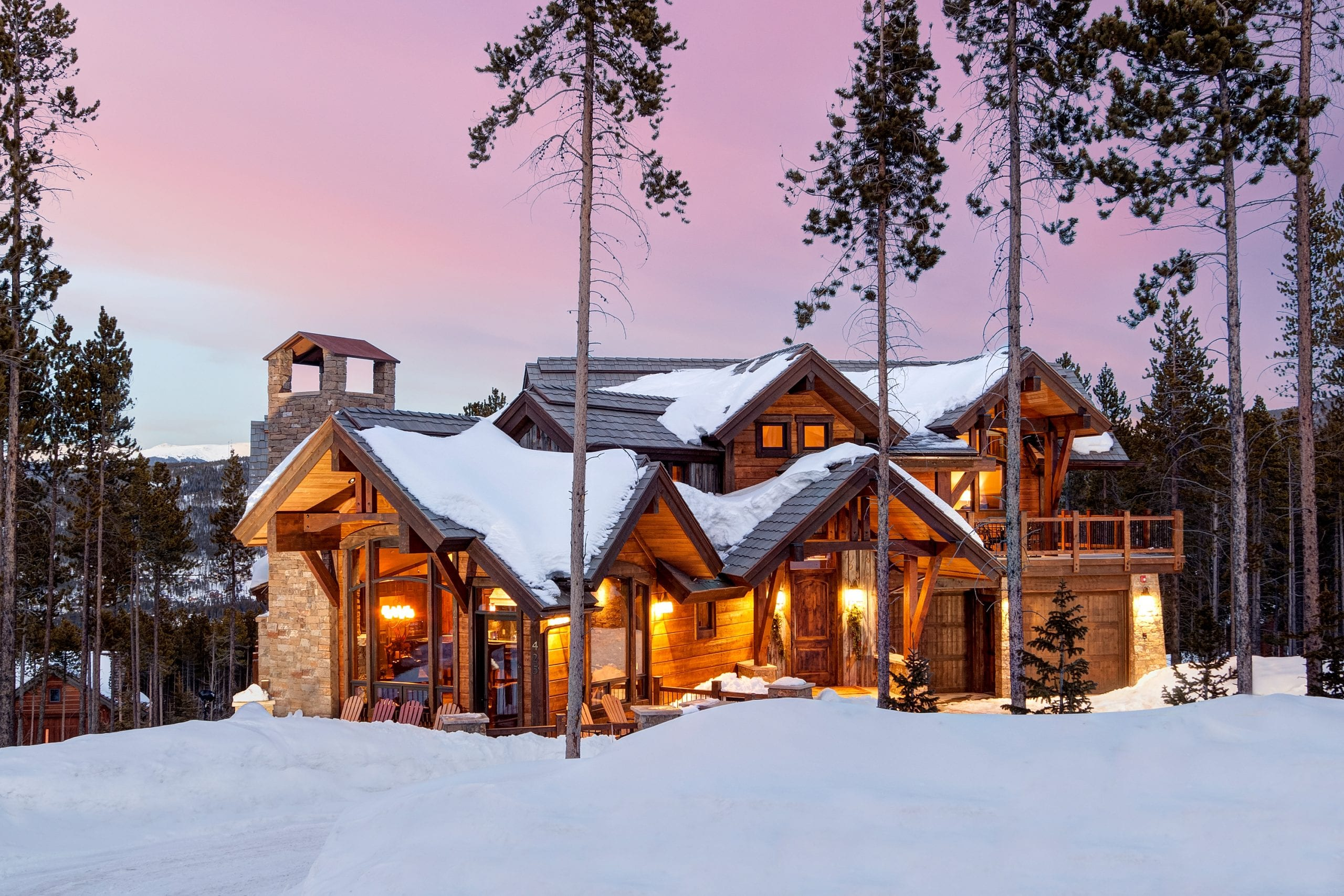 Winter Maintenance For Your Vacation Rental