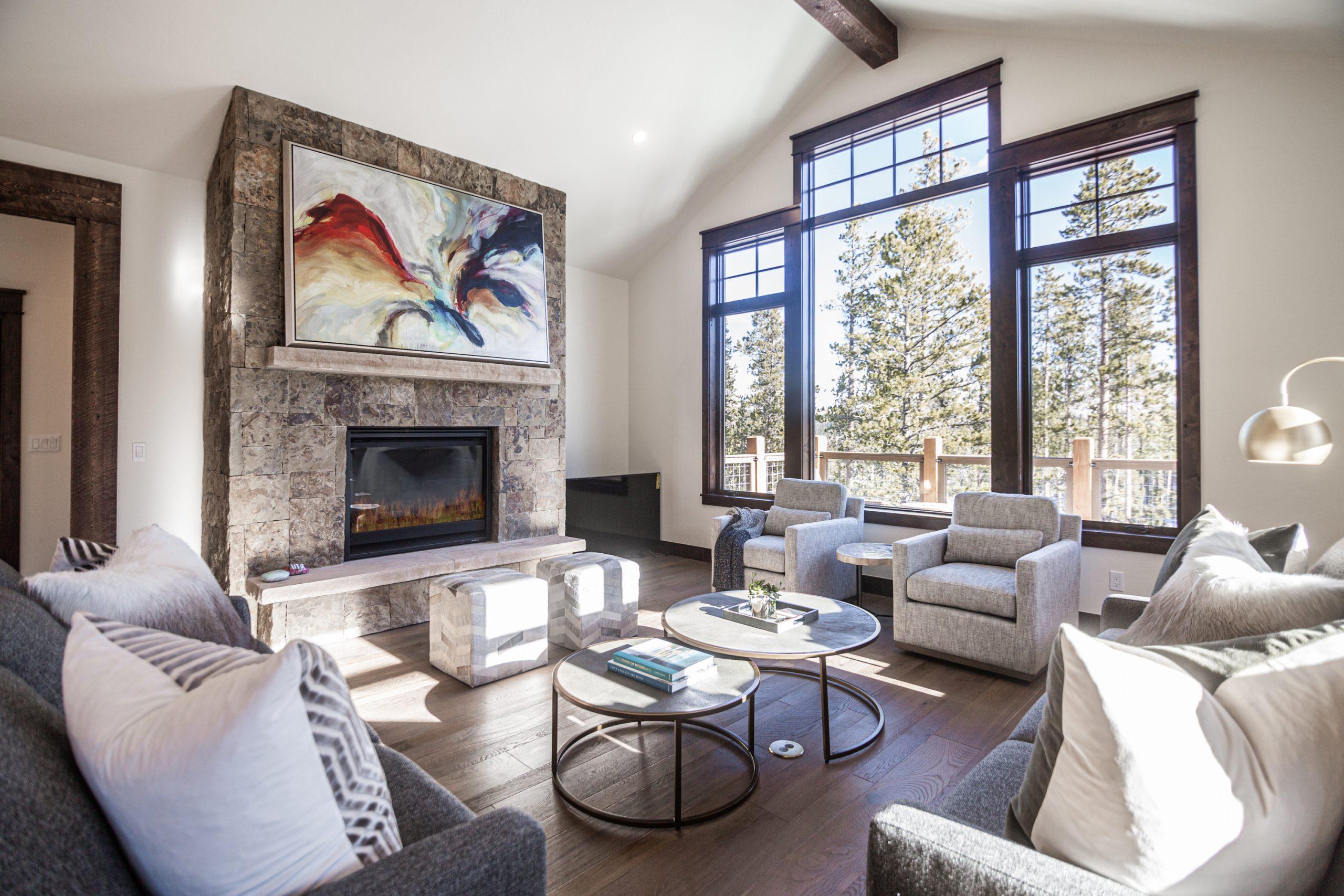 Easy Interior Design Improvements for your Breckenridge Vacation Rental